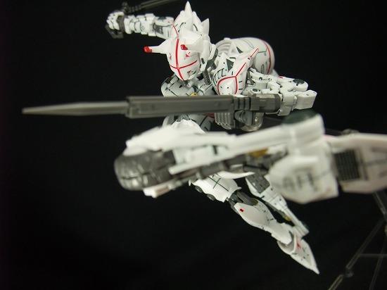 Code Geass: Akito the Exiled Alexander Akito 1/35 Scale ...